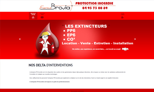 FB protection incendie